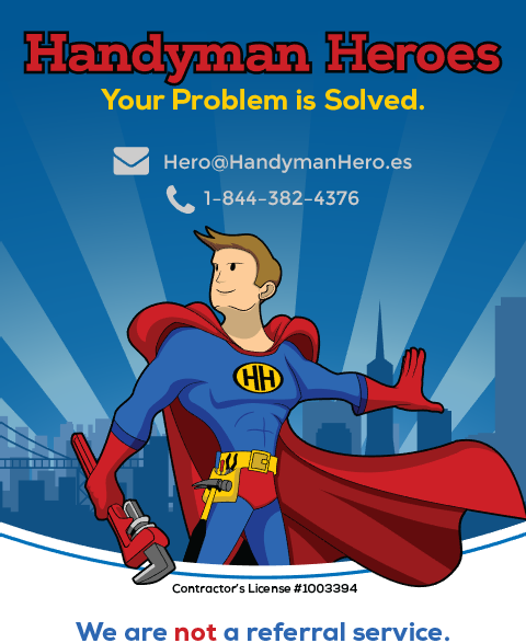 Handyman Heroes - Your Problem is solved